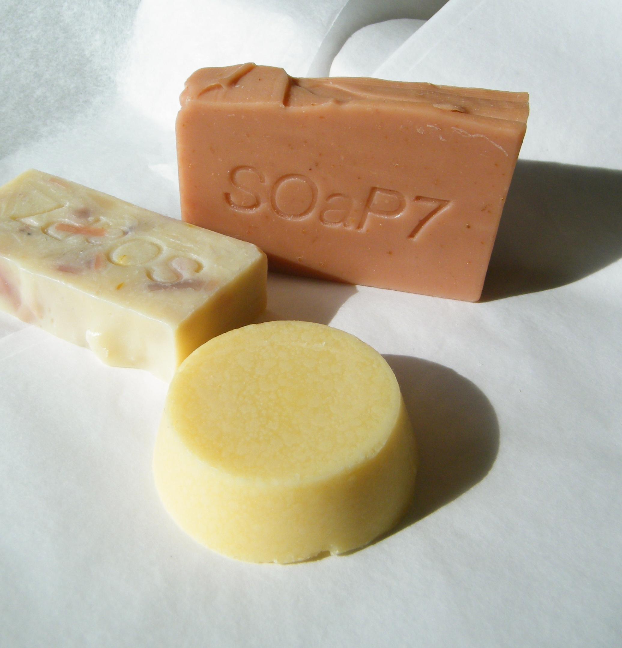Koop je voor € 25 euro aan zeep? Dan een zijden washand cadeau!