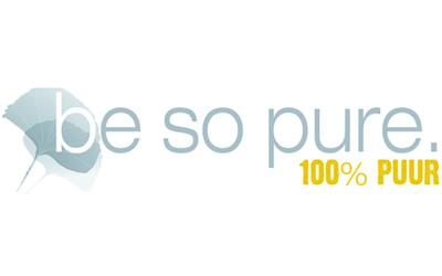 Je ontvangt 10% korting op het hele assortiment van Be so pure