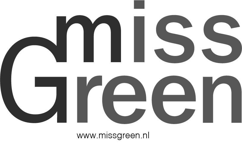 Je ontvangt 10% korting op de hele collectie van Miss Green