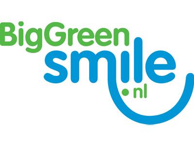 Als Goede klant shop je met 10% korting bij Big Green Smile