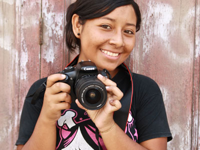 Voor Goede klanten 20% korting op fair trade foto wenskaarten