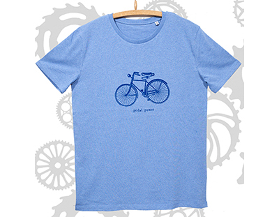 Organic Cotton for Bicycle Lovers 10% korting