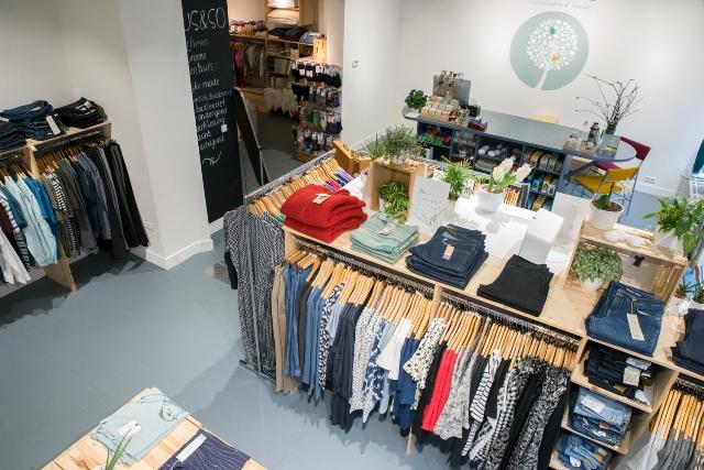 10% korting op duurzame mode en textiel van Sus & So
