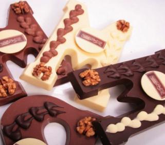 Een aubade aan chocolade