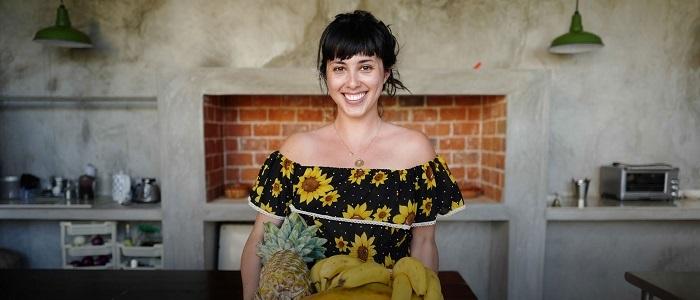 De vega-favoriet van ... Melissa Hemsley